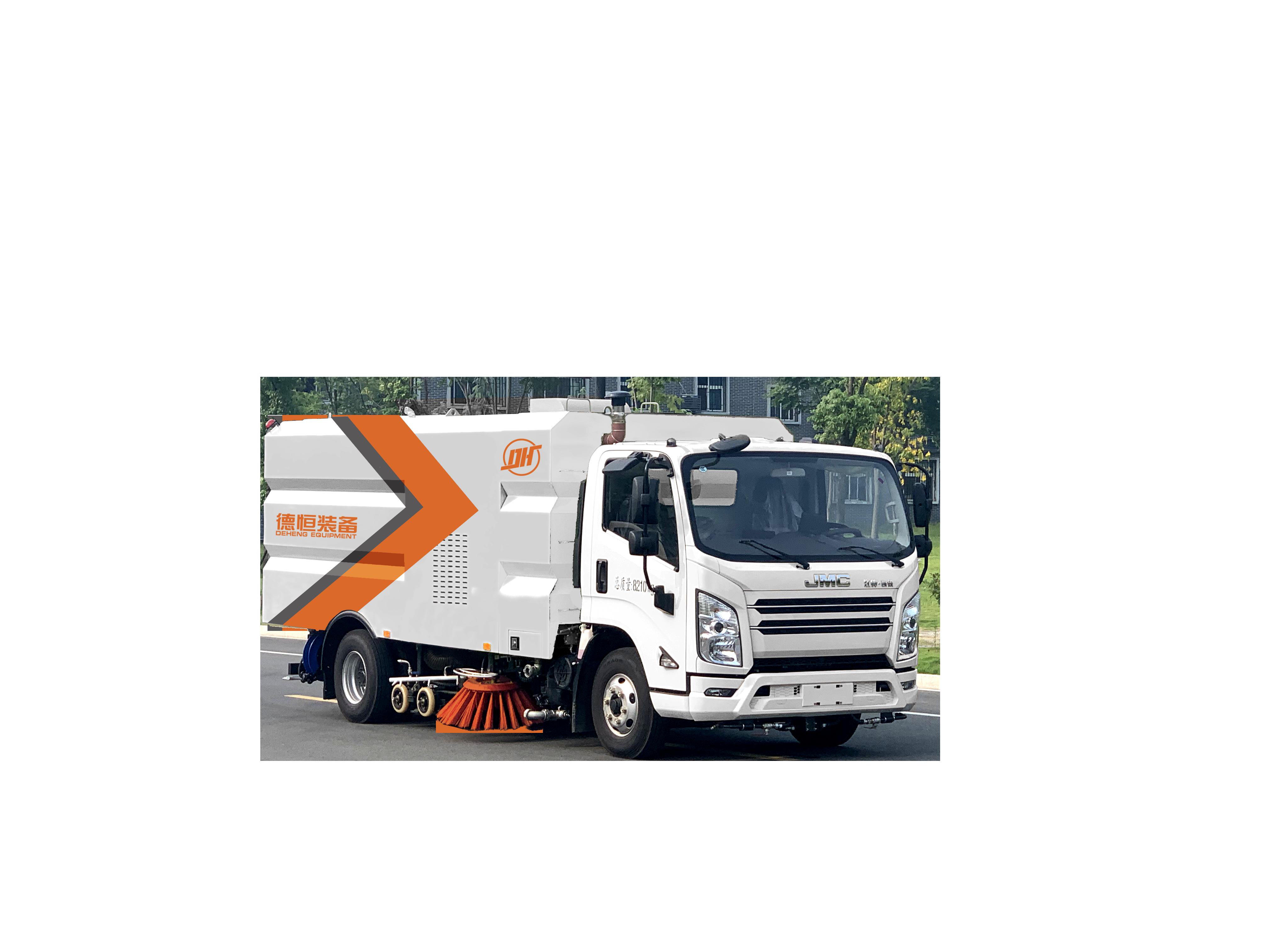 LDH5080TXSJX洗扫车