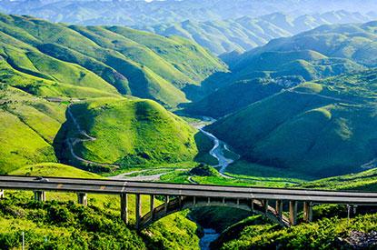 公路、高速公路及城市主干道系列